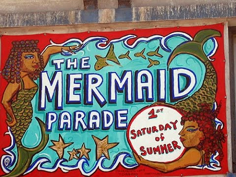 Mermaid Parade 2015 Coney Island
