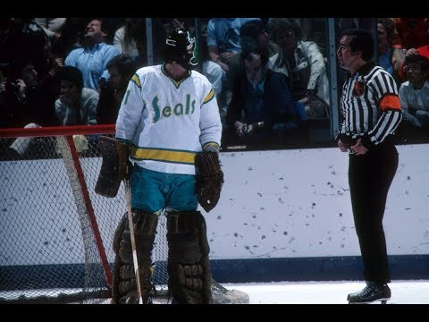 The History of the California Golden Seals