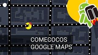 Cómo jugar a Pac-Man en Google Maps para Android Free HD Video