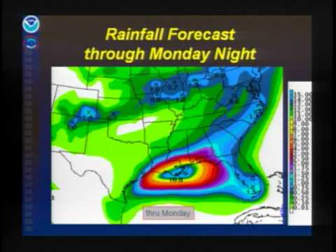 Bayou Time 09/01/2011 Government Officials Discuss Tropical System in Gulf