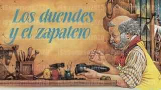 CUENTA CUENTOS: LOS DUENDES Y EL ZAPATERO (ESPAÑOL LATINO)