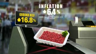 World Economy : More Families Struggle With Higher Food Prices (Feb 17, 2014)