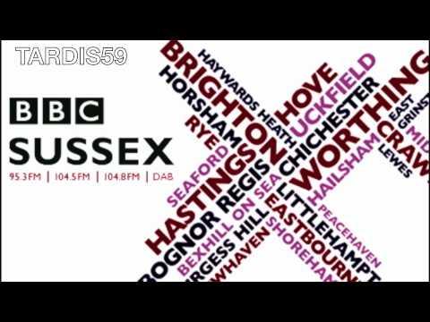 Me On BBC Radio Sussex!