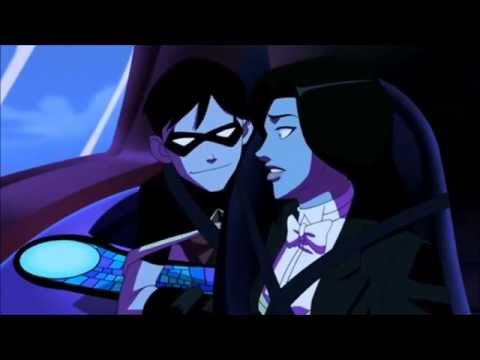 Young Justice: Couples