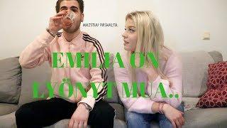 VASTAA TAI JUO! / Emilia Laurila