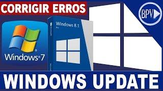 Seu Windows não ATUALIZA mais? Aprenda Como Corrigir ERROS no Windows Update!