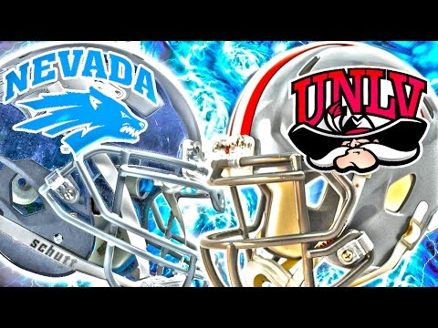 NCAA Football 14 Dynasty Mode Week 9 - Nevada Wolf Pack vs UNLV Rebels