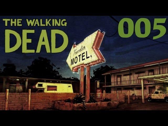 Lets Play The Walking Dead: Episode 2: Starved for help #005[Deutsch][HD]- Razzia
