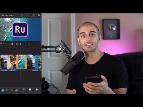 How to use Adobe Premiere Rush CC
