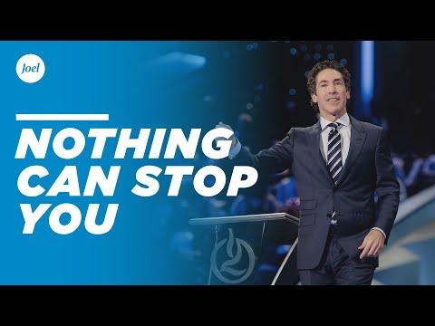 Closed Doors Can't Stop You | Joel Osteen