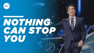 Closed Doors Can't Stop You | Joel Osteen