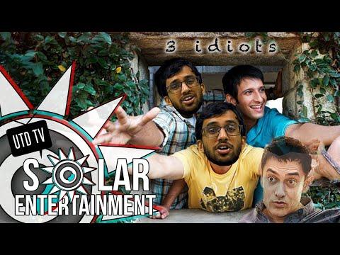 NISHANT REVIEWS BOLLYWOOD'S HIT FILM | 3 Idiots | Solar Entertainment