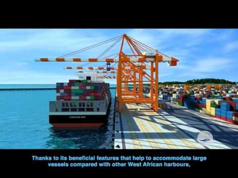 Port of San-Pedro: a pillar for development for Côte d'Ivoire