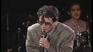 古いビデオ(25年前)を整理している時に見つけました。 やしきたかじん...