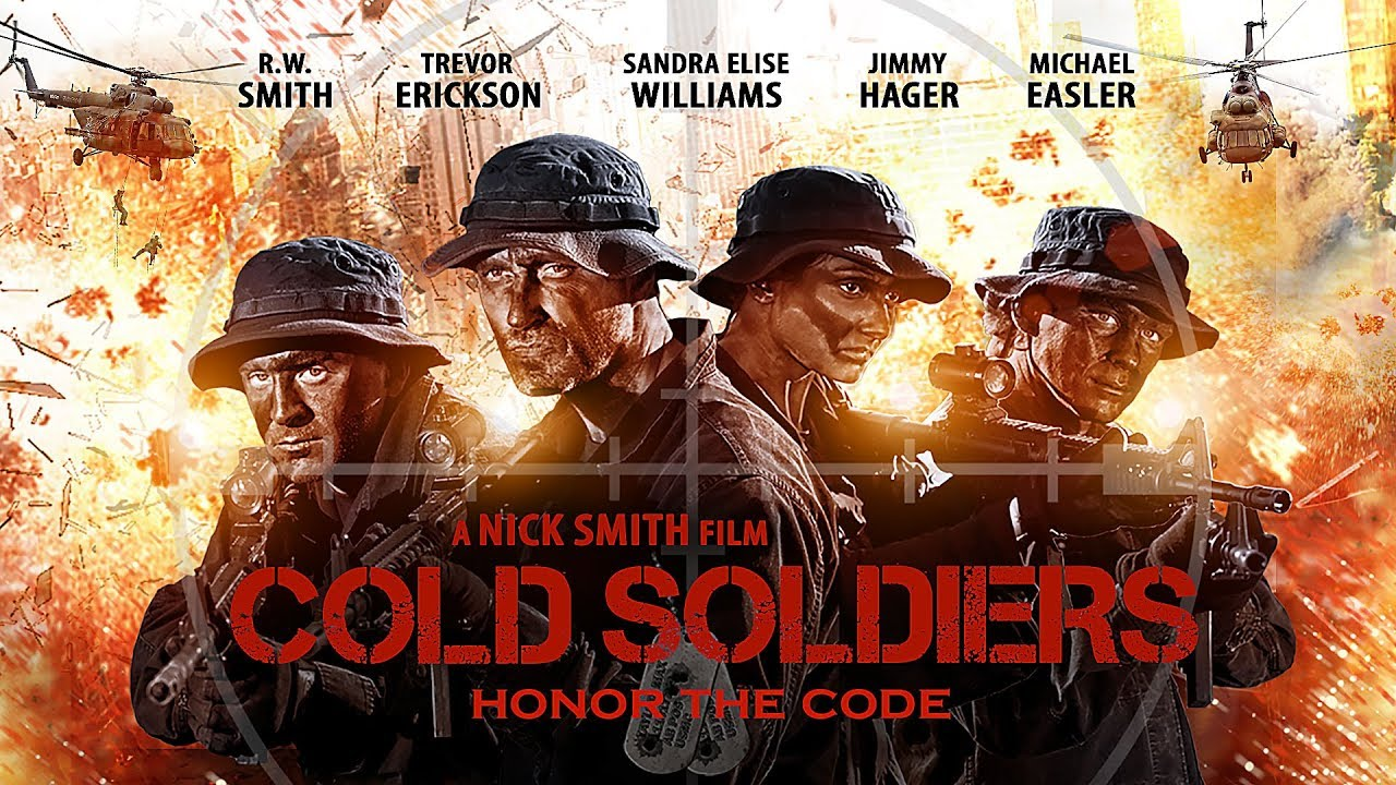 "Download Protecting His Family From Dangerous Warriors - ""Cold Soldiers"" - Full Free Maverick Movie"