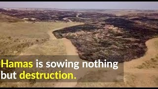 Video Hamas is sowing nothing but destruction download MP3, 3GP, MP4, WEBM, AVI, FLV Juni 2018