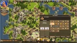 The Settlers Online - Poradnik - Jak zarabiać dużo złota? Oto kilka sposobów.