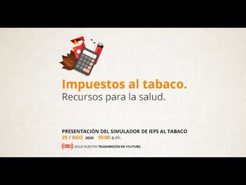 Impuestos al tabaco. Recursos para la salud.