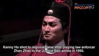 Justice Bao's right hand man (Kenny Ho 何家劲 Pt 1)