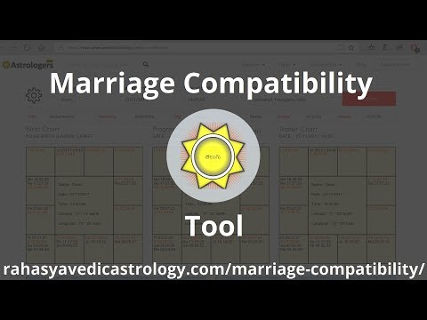 RVA Marriage Compatibility Check Tool