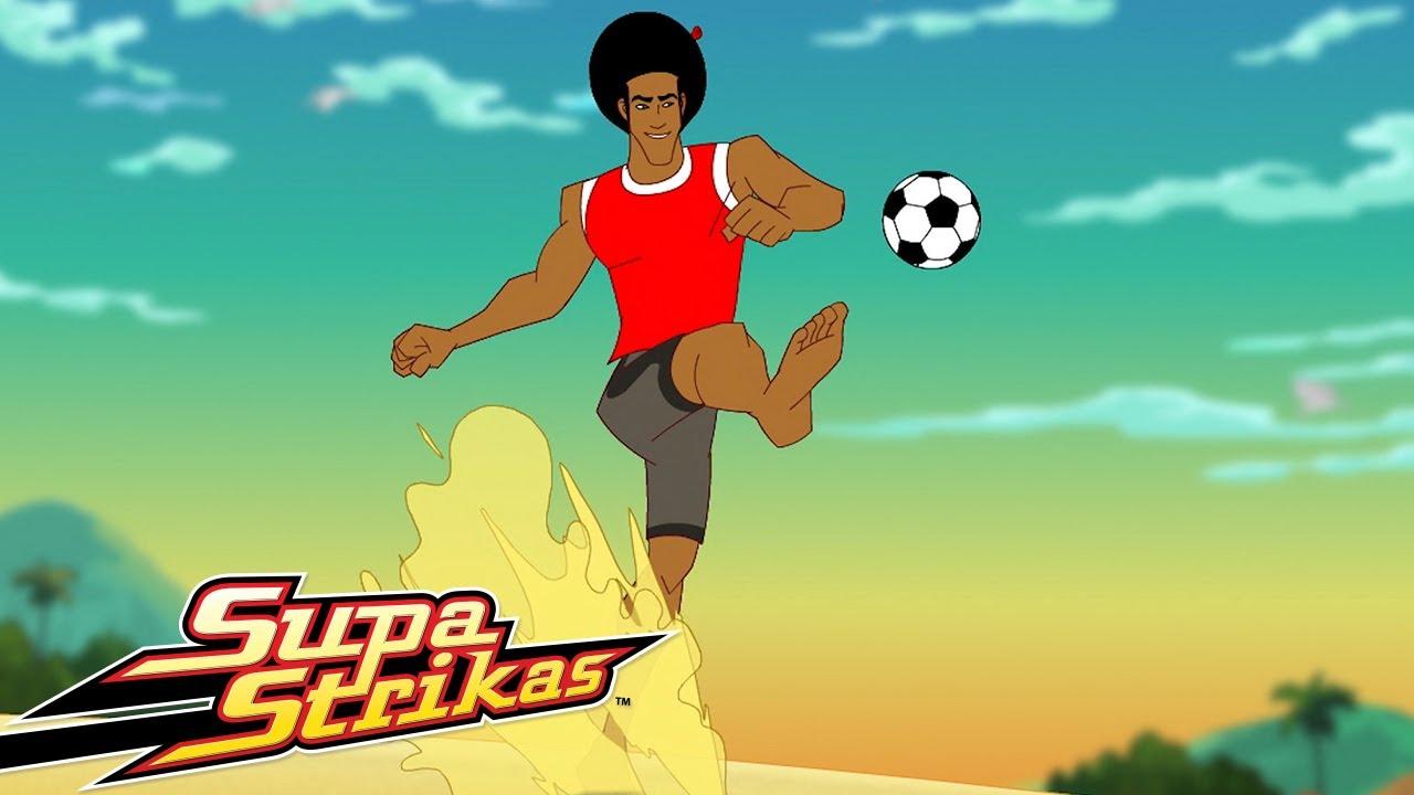 Supa Strikas - Un mauvaise altitude | Episode Complet | Dessins Animés De Foot Pour Enfant
