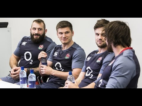 Advice from the England Rugby team