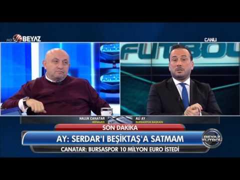 (..) Beyaz Futbol 23 Ocak 2016 Kısım 2/3 - Beyaz TV