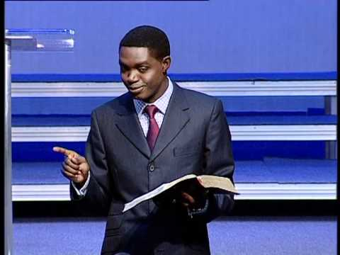 Pastor Ramson Mumba - The Integrity Of God's Word - 1