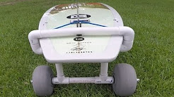 How to Make a Stand Up Paddleboard Cart / SUP with Wheels
