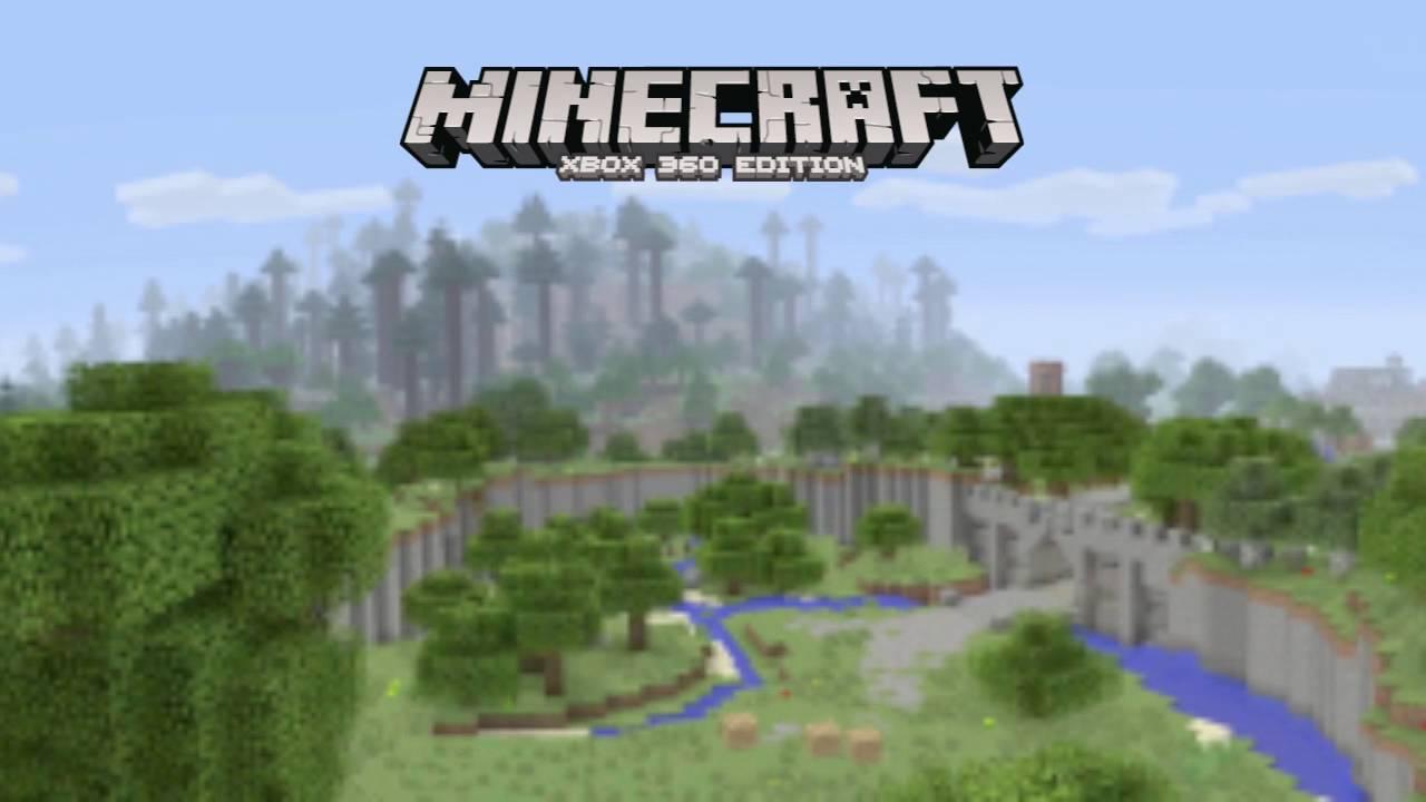 Battle Mode Minecraft Title Screen Review