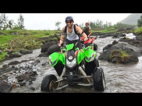Mayon Volcano ATV Tour | PHILIPPINES