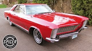 1965 Buick Riviera – Spicer Collector Car Profile