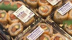 Chicago's Best Sushi: Mitsuwa Marketplace