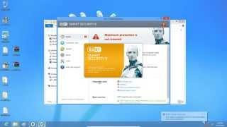 How to crack Eset smart security 8 With purefix