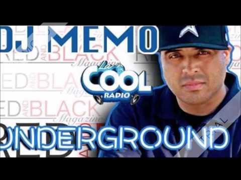 DJ Memo Interviews Sebastian Vego on Underground Hypes Show