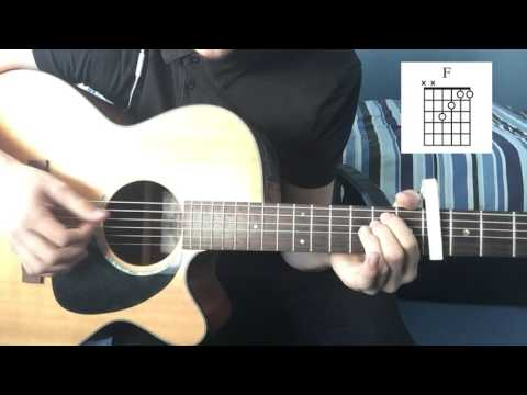 Tori Kelly Dear No One Guitar Tutorial