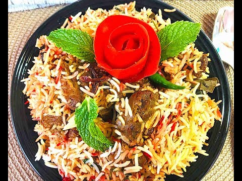 MUTTON BIRYANI | EID SPECIAL BIRYANI | BIRYANI RECIPE BY FOOD COOKERY | EID RECIPE | LAMB BIRYANI