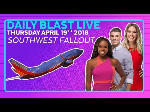 JEFF AND JORDAN'S GENDER REVEAL: Daily Blast LIVE | Thursday April 19, 2018