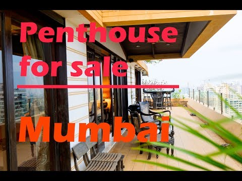 South Mumbai Cuffe Parade Penthouse For Sale