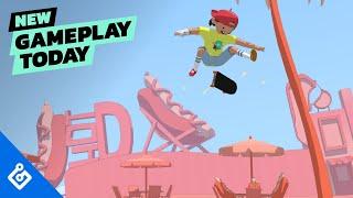 OlliOlli World – New Gameplay Today