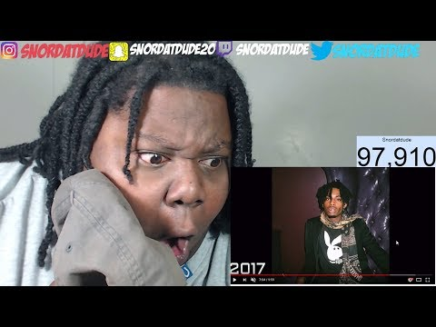 PLAYBOI CARTI IS THE BEST OUT OF THE NEW WAVE!! EVOLUTION OF PLAYBOI CARTI! BEST VIDEO OUT! REACTION
