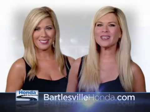10 Minutes or less, gets you Bartlesville Honda's Out The Door Price - YouTube