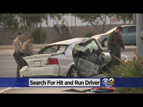 2 Dead, 3 Critically Injured In 2-Vehicle Hit-And-Run Crash In South Gate