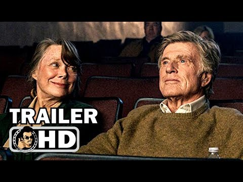 THE OLD MAN AND THE GUN Official Full online (2018) Robert Redford, Elisabeth Moss Drama Movie HD