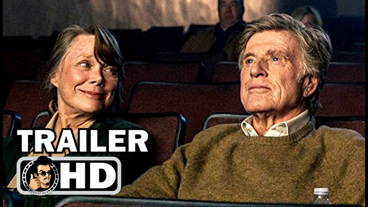 THE OLD MAN AND THE GUN Official Trailer (2018) Robert Redford, Elisabeth Moss Drama Movie HD