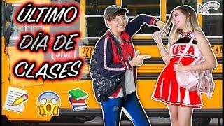 ¡10 TIPOS DE ALUMNOS EL ÚLTIMO DÍA DE CLASES! - La Escuela / Lulu99