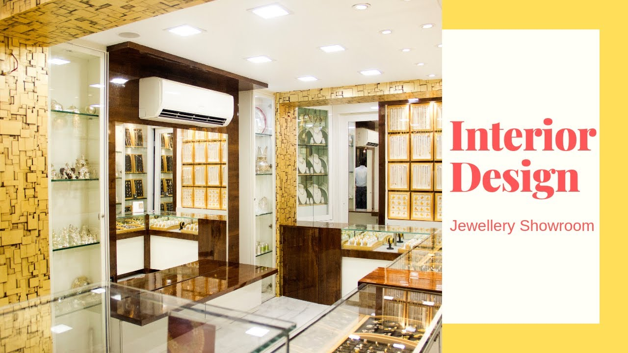 Jewellery Showroom Design Ratnamani Jewellers Commercial