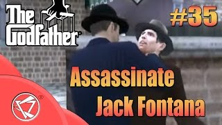 The Godfather Game | Assassinate Jack Fontana | 35th Mission