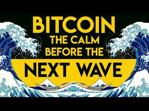 Bitcoin: The Calm Before Its Next Wave Higher? 🌊