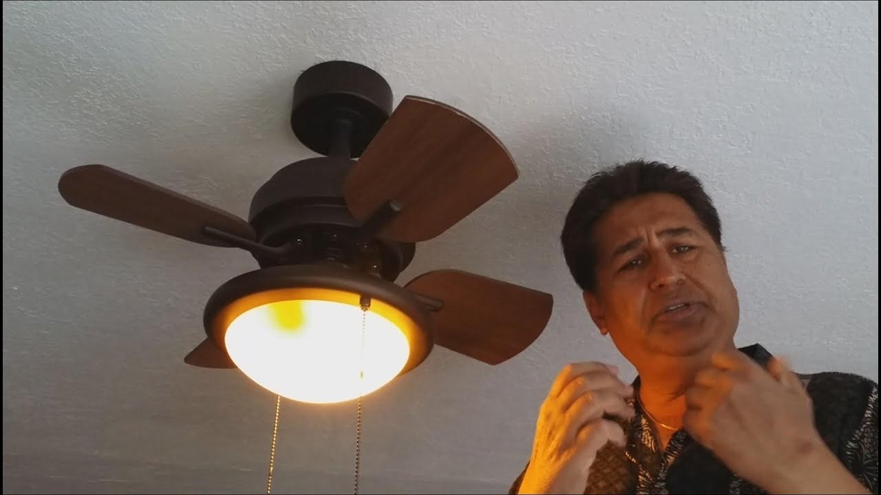 How to install ceiling fan in easy steps youtube aloadofball Choice Image
